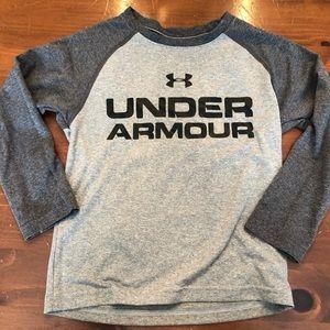 Under Armour, size 4 boys